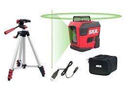 SKIL 1961 DA 360-stopinjski križni laser