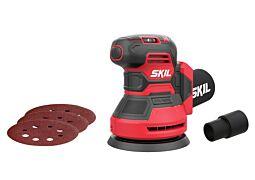 SKIL 3745 CA Akumulatorski brusilnik za ekscentrično in rotacijsko brušenje površin