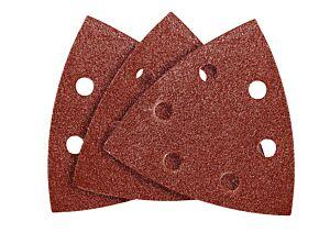 SKIL Brusni papir s sprijemalom (trikotni, 93 mm)