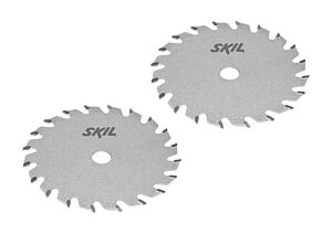 SKIL Komplet žaginih listov s konico iz karbidne trdine (2 kosov)